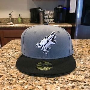 Brand new Coyotes hat w/ tags and never worn